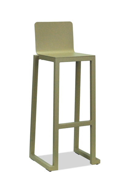 stackable bar stool - barcino by resol