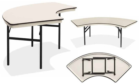 EventPro-Lite - Serpentine Folding Table