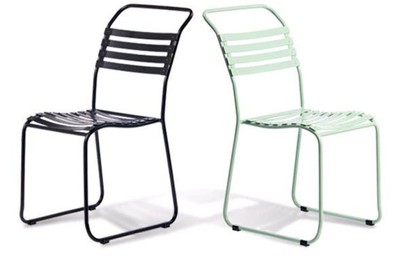 cafe chair restaurant chair commercial furniture Fraser Metal Chair
