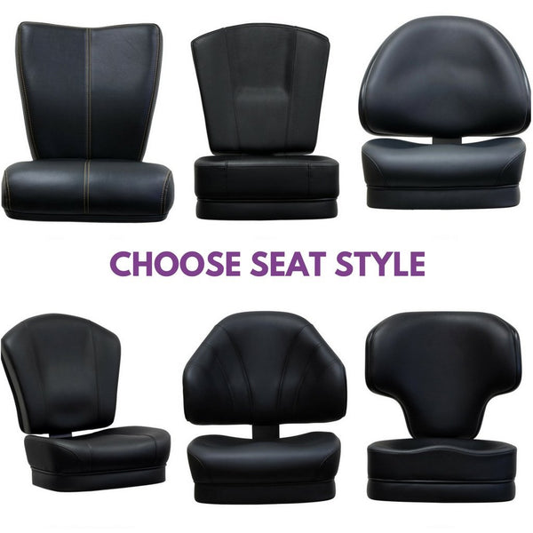 MIX AND MATCH: Gaming Seat Styles