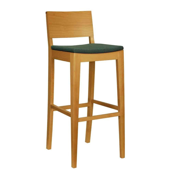 Icon Bentwood Bar Stool - Natural