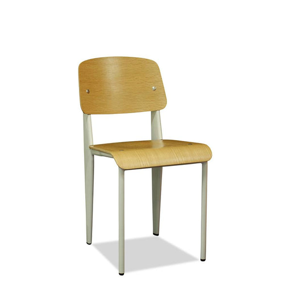 restaurant chair - replica jean prouve
