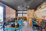 Cafe: Juicy Beans / Blue Door - Nufurn Commercial Furniture