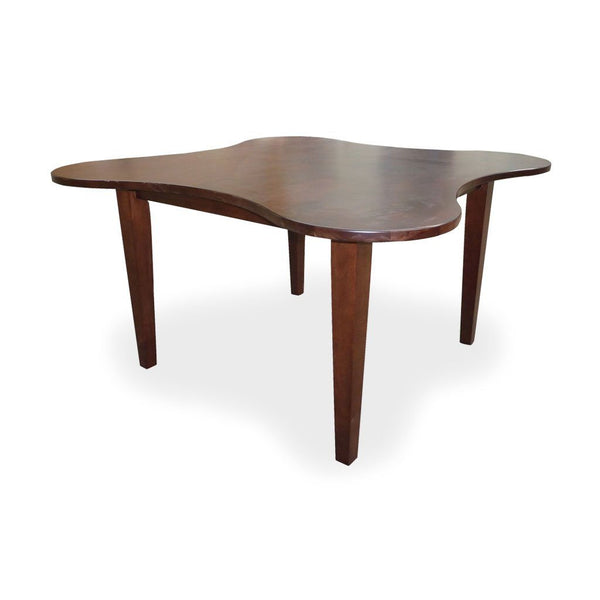 Milburn Cloverleaf restaurant table
