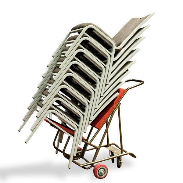 Banquet Chair Trolley - Max 4 Wheel - Nufurn Commercial Furniture
