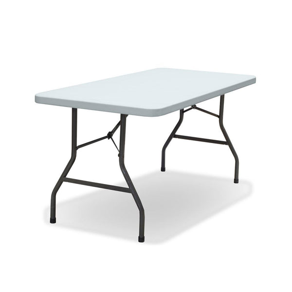 max tough trestle folding table