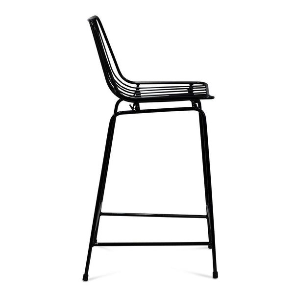 Miko Wire Barstool In Stock Now Nufurn Commercial