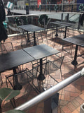Cafe Chairs - Milligram - Wire Voltage Chair
