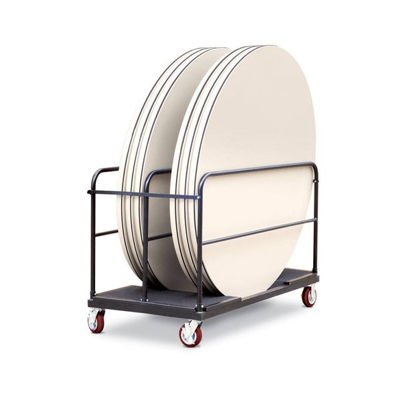 Round Table Trolley Nufurn Commercial Furniture