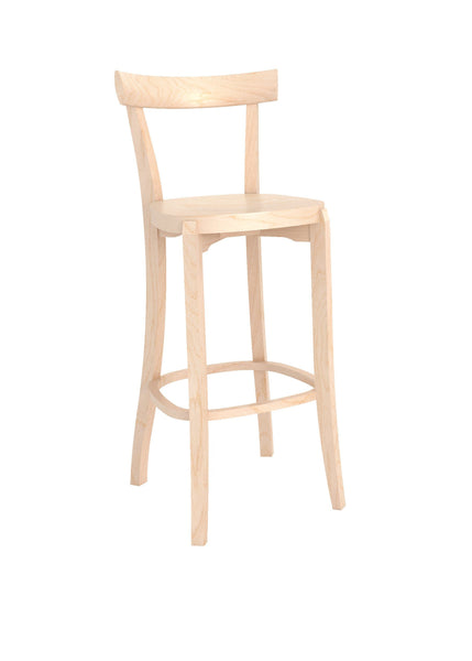Ametyst Bar Stool by Paged