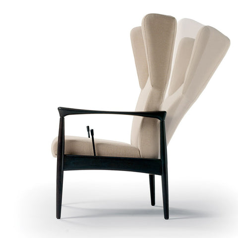 Healthcare Chair -Pia Gas Reclining Wing Chair