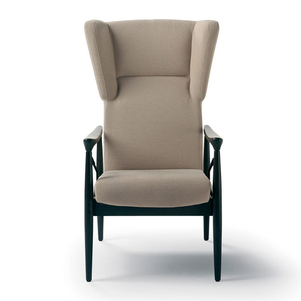 Pia Gas Reclining Wing Chair Healthcare Furniture