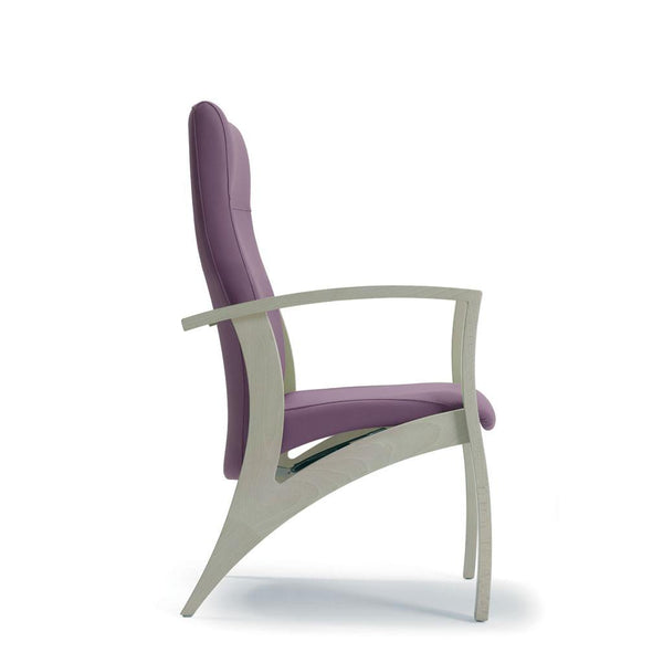 Theorema 45-64 /2 Medium Height Fixed Back Patient Day Chair
