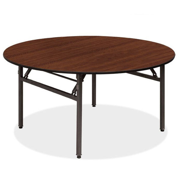 round banquet folding table - platinum range - 6ft