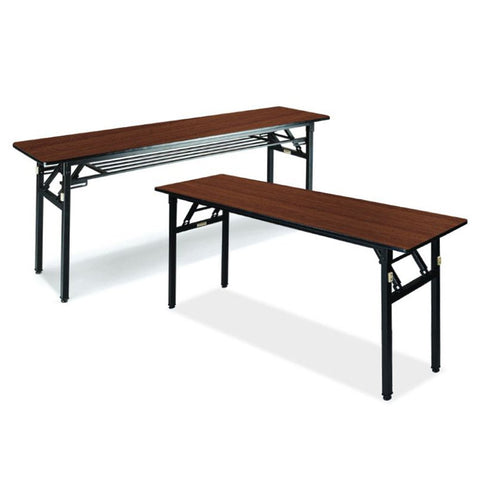 Platinum Narrow Seminar Folding Tables