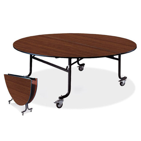 Platinum Mobile Round Folding Tables