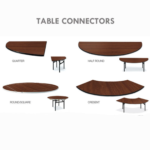 Platinum Banquet Table Connectors