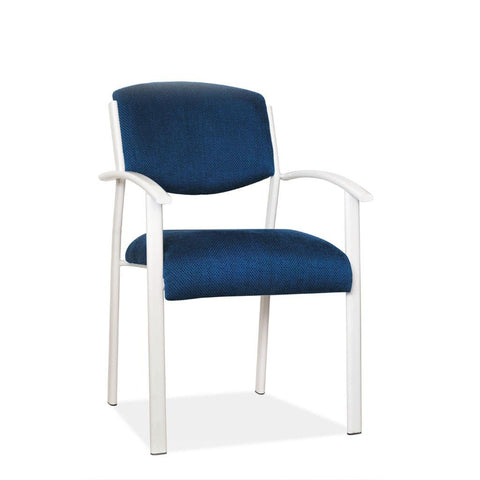 Healthcare Chairs - Platinum Comfort 1 Armchair - Aluminium