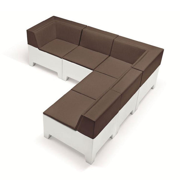 restaurant furnituer - modular lounge - playa