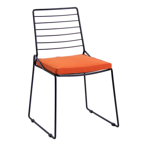 Breaker Chair - Outdoor Restaurant and Cafe Chair - Nufurn Commercial Furniture