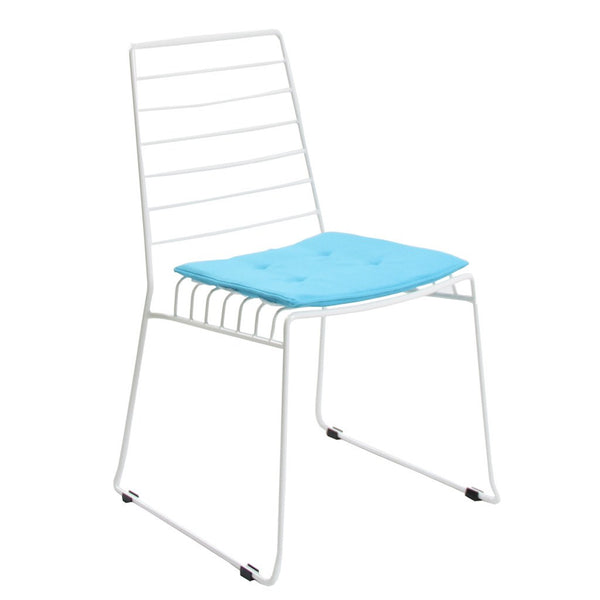 Circuit - Outdoor Restaurant Chair - Nufurn Commercial Furniture