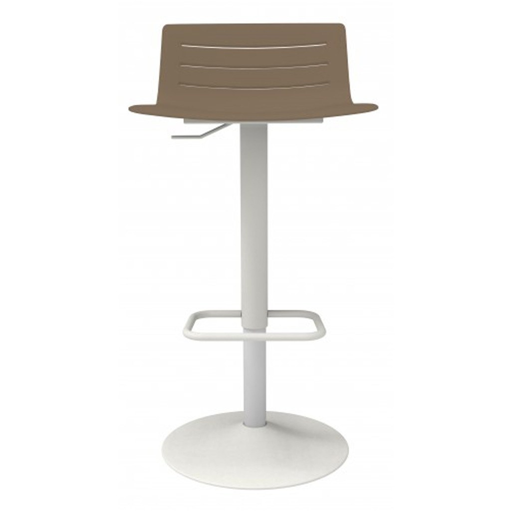 stool miller grande innerspace products pedestal nelson by herman