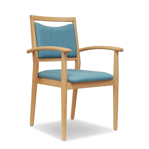 Spring Medium Back Armchair 51-16/7 - Healthcare Chairs
