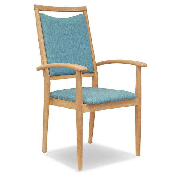 Healthcare chairs - Spring High Back Armchair 51-26/7