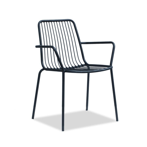 Strike Outdoor Wire Arm Chair