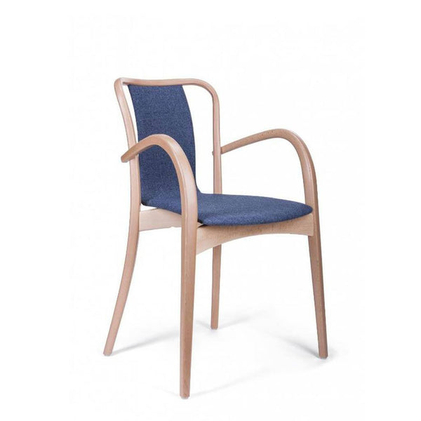 bentwood arm chair - Swan