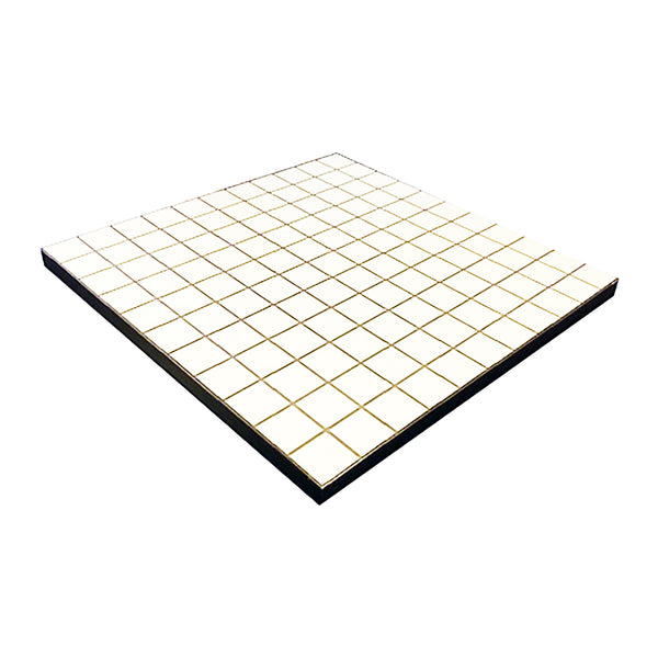 Compact Laminate Tiled Pattern Top