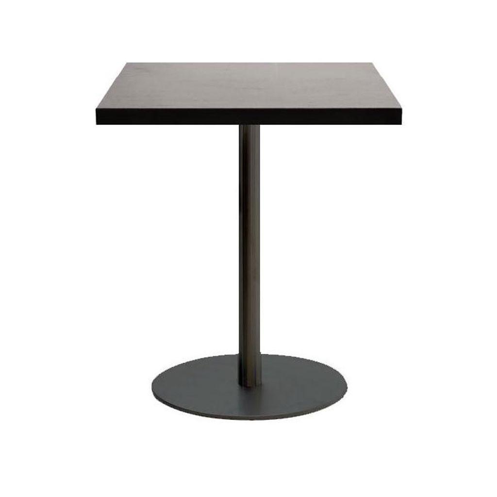 Square restaurant tables - Tempo Disc Table Base Restaurant Table