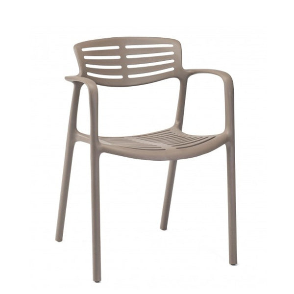 Toledo Aire Chair by Resol - Outdoor Restaurant and Cafe Chair