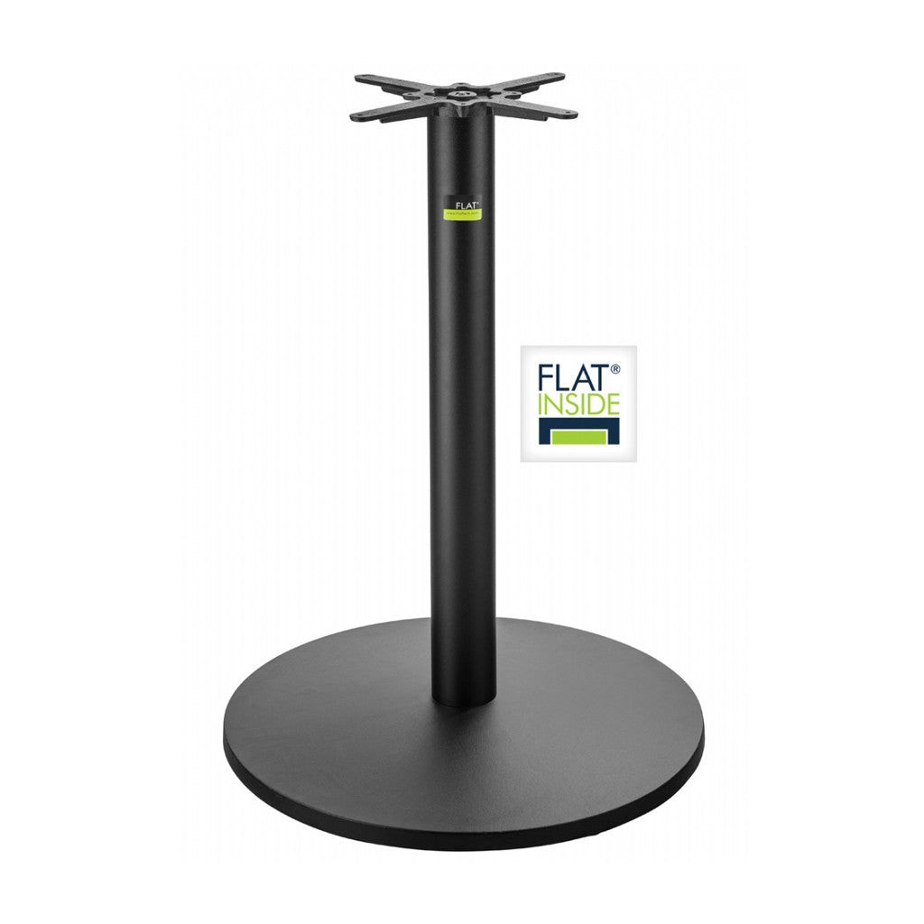 FLAT Restaurant Bar Height Table Base - Ulladulla 76 - UR30