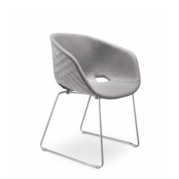 sled chair - uni ka 595 - restaurant chair