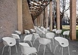 Uni-Ka by Metalmobil - Outdoor restaurant chair