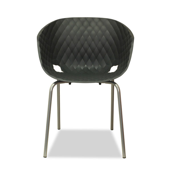 Uni-Ka by Metalmobil - Outdoor cafe chair