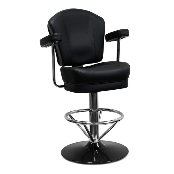 Ventura Gaming Stool With Arms 5 Year Commercial