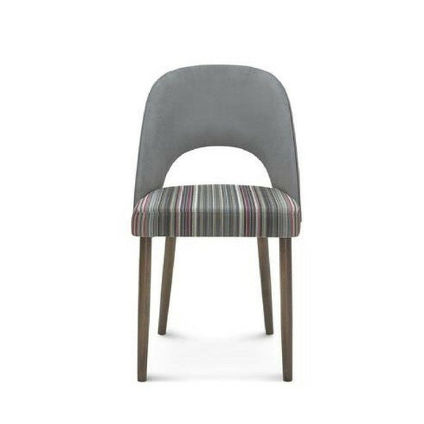 timber dining chair - bentwood - a1412