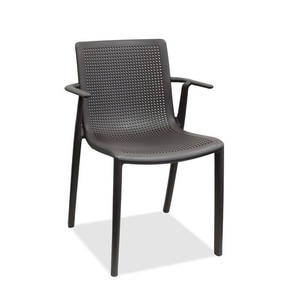 Beekat Arm Chair by Resol - Outdoor Restaurant and Cafe Chair - Nufurn Commercial Furniture