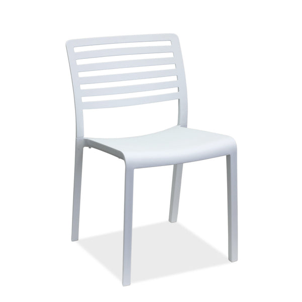 outdoor restaurant chair - lama by resol
