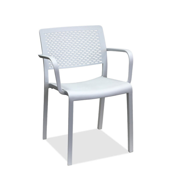 outdoor restaurant chair - trama
