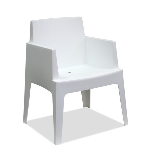 outdoor cafe chair - urban armchair