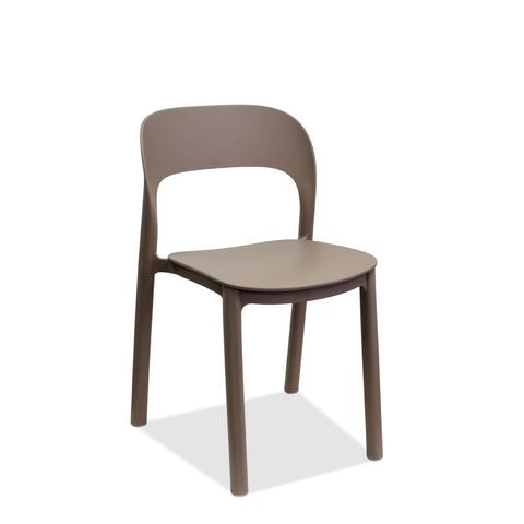 outdoor cafe chair - ona side chair