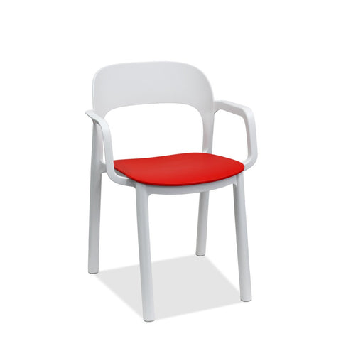 outdoor cafe chair - ona arm chair