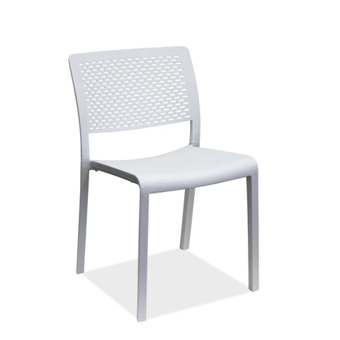 Outdoor cafe chair - Trama