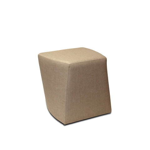 Boom P0007 Uph Ottoman by Metalmobil - Nufurn Commercial Furniture