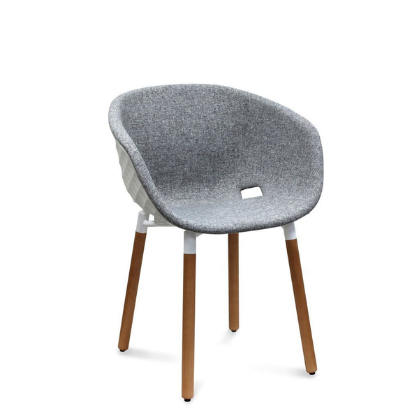 upholstered dining chair - uni-ka