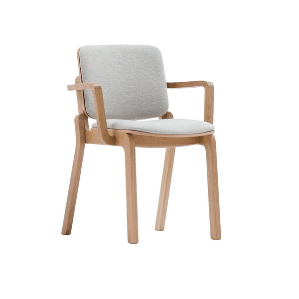 Hip 3702 arm chair by paged upholstered
