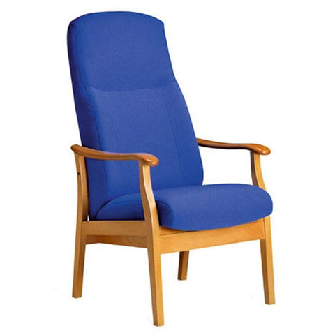 Healthcare Chairs  - Relax Classic Fixed Day Chair: 16-63/1 Fixed